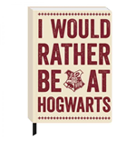 Harry Potter cahier A5 Hogwarts Slogan