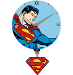 Superman pendule mini 3D Motion Swinging Logo