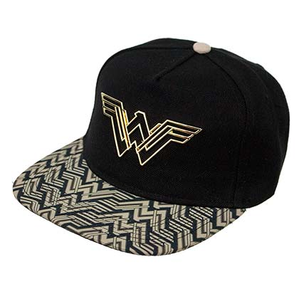 Casquette Wonder Woman - Movie Logo