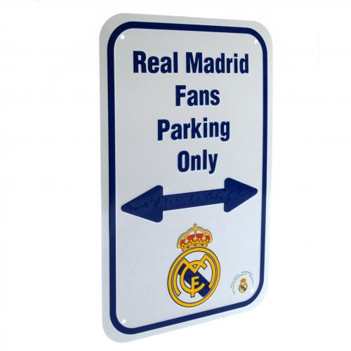 Plaque Real Madrid 274522