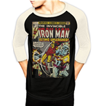 T-shirt Marvel Comics - Ironman Comics