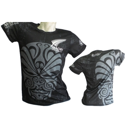 T-shirt All Blacks - Maori 2017