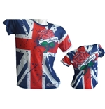 T-shirt Rugby Angleterre