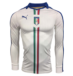 Maillot de Football Manches Longues Italie Puma Authentc ACTV Away 2015-2016