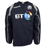 Sweat-shirt Écosse rugby 2017-2018