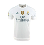 Maillot de Football Real Madrid Adidas World Champions Home 2015-2016