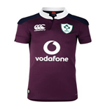 T-shirt Irlande rugby 2016-2017