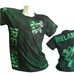 T-shirt Rugby Irlande Rusty