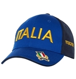 Casquette Italie Rugby