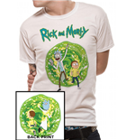 T-shirt Rick and Morty 274875