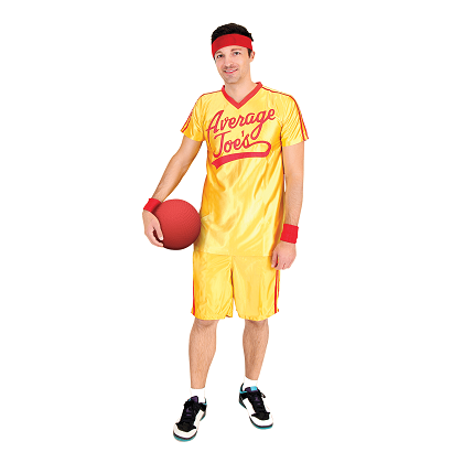 Costume Dodgeball de Joe