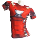 T-shirt Thermique Iron Man