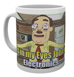 Tasse Rick and Morty 275064