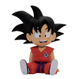 Tirelire Dragon ball Mini - Son Goku Plastoy