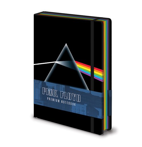 Cahier A5 Pink Floyd - The Dark Side Of The Moon