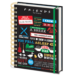 Cahier Friends