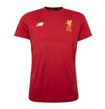 T-shirt Liverpool FC 2017-2018 (Rouge)