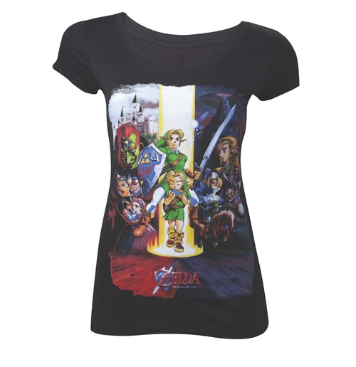 T-shirt The Legend of Zelda 275639