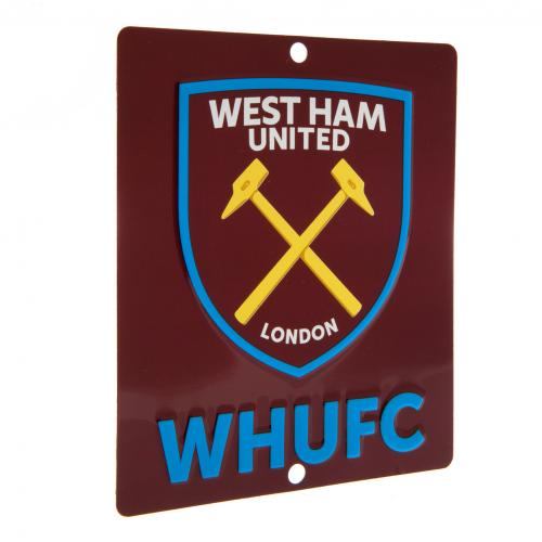 Plaque West Ham United 275732