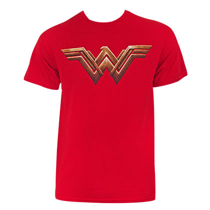 T-shirt Justice League Wonder Woman