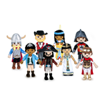 Playmobil assortiment peluches 30 cm Wave 2 (16)