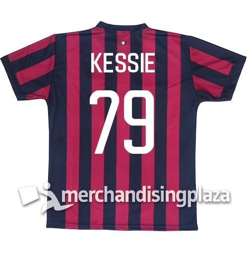 Maillot Domicile AC Milan FRANK KESSIE