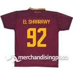 Maillot Replica AS Roma Home 2017-2018 (El Shaarawy 92)
