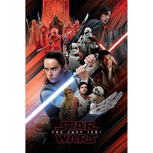 poster star wars officiel: achetez en ligne en promo