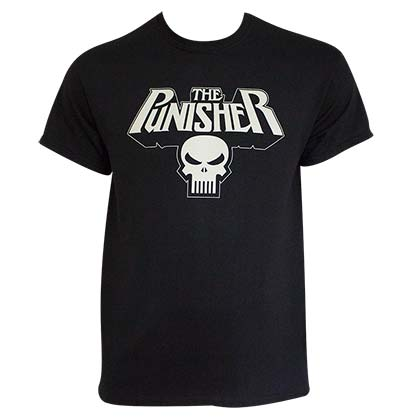 T-shirt The Punisher - Logo