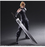 Final Fantasy VII Remake Play Arts Kai figurine No. 1 Cloud Strife 28 cm