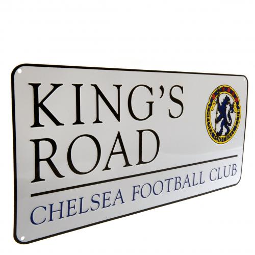 Plaque Chelsea FC - King's Road