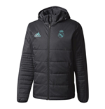 Veste Real Madrid 2017-2018 (Noir)