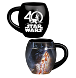 Star Wars mug céramique 40 Years