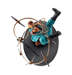 One Piece figurine Scultures Big Zoukeio 4 Pauly 9 cm