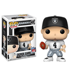 NFL POP! Football Vinyl Figurine Derek Carr (Oakland Raiders) 9 cm