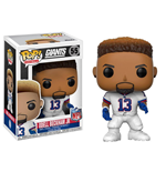 NFL POP! Football Vinyl Figurine Odell Beckham Jr. (New York Giants) 9 cm