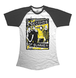 T-shirt 5 seconds of summer 277112
