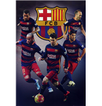 Poster FC Barcelone 277224