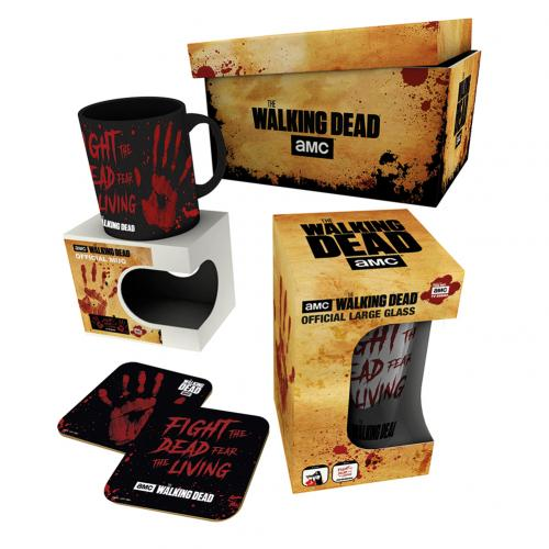 Coffret Cadeau The Walking Dead 277245