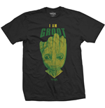 T-shirt Guardians of the Galaxy pour homme - Design: Guardians of the Galaxy Vol. 2 I am Groot