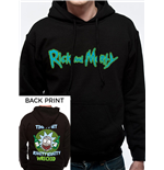 Sweat à Capuche Rick and Morty - Riggity Riggity