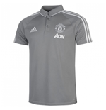 Polo Manchester United FC 2017-2018 (Gris)