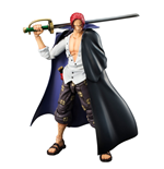 One Piece figurine Variable Action Heroes Shanks 19 cm