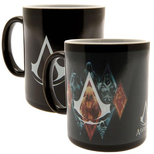 Tasse Thermosensible Assassins Creed