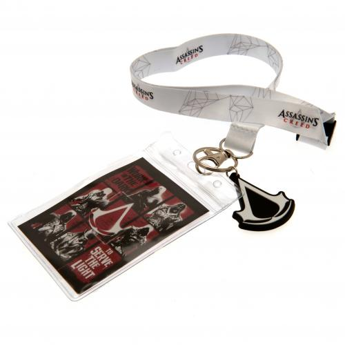 Cordon et Porte-badge Assassin's Creed