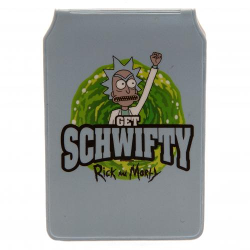 Porte-cartes Rick and Morty - Schwifty