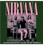 Vinyle Nirvana - Live... The Pat O' Brien Pavilion Del Mar 1992