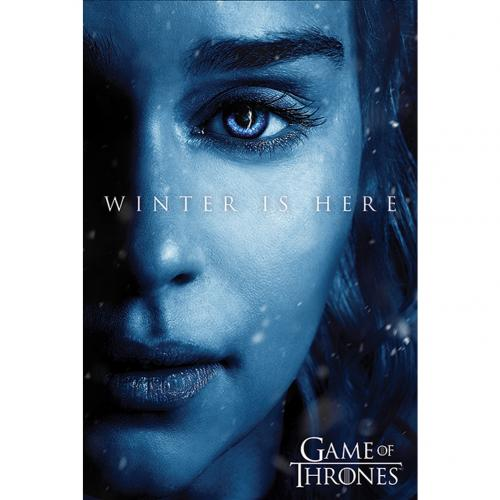 Poster Le Trône de fer (Game of Thrones)