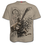 T-shirt Spiral - Night Riffs