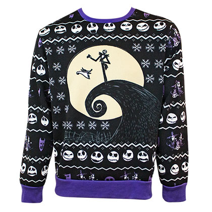 Pull-over Nightmare before Christmas - Ugly